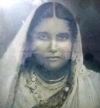 Kunwarani Sukritimoyee Debi Chowdhurani, heiress of Narsingpur Zamindari