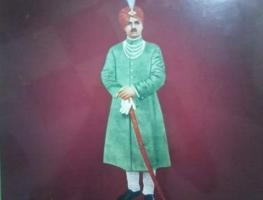 Maharaja Chakradhar Singh of Raigarh
