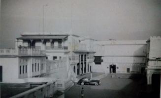 Fort Raipur 1950