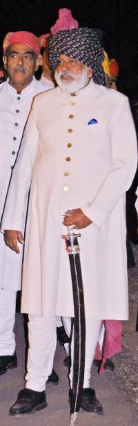 Thakur Sahib Karni Singhji