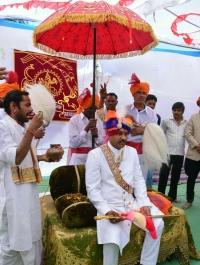 Raja Shailraj Singhji Rajgarh