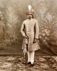 Thakorsaheb Nirmalsihnji Jadeja of Rajpara