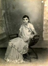 Ranisaheb Surendrakuvarba Nirmalsihnji of Rajpara