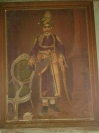 Kuvarsaheb Narshanrajsinhji Jadeja of Rajpara