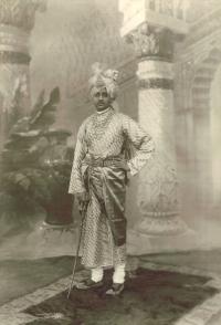 HH Maharaja Shri Sir Vijaysinhji of Rajpipla