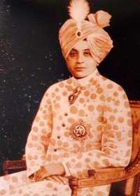 His Highness Maharaja Sir Vijaysinhji