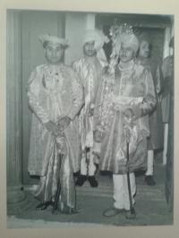 Maharajkumar Basant Narain Singh ji