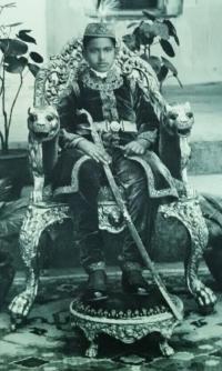 Kumar Maheshwar Parsad Singh