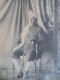 Late Raja Govind Prasad Singh (Ranka Raj)