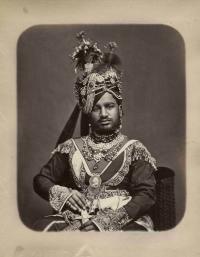 H.H. Raja Sir Ranjit Singh Ji