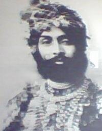 Raja Bhom Singhji