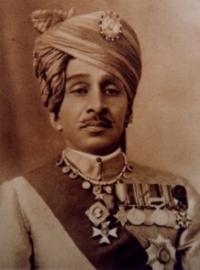 Maj.-Gen. HH Maharaja Sir SAJJAN SINGHJI Bahadur