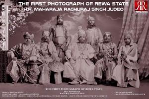HH Maharaja Raghuraj Singh Judeo