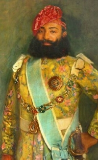 Mahraja Venkat Raman Singh Judev Badhur