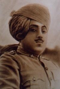 Major-General HH Samrajya Maharajadhiraja Bandhresh Shri Maharaja Sir GHULAB SINGH Ju Deo Bahadur