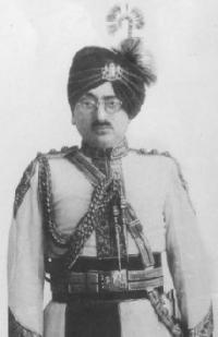 Capt. Thakore Sahib Shri Govindsinhji Dipsinhji Jadeja of Sajjanpur