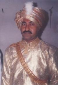 Darbar Shri Mahipal Muluvala