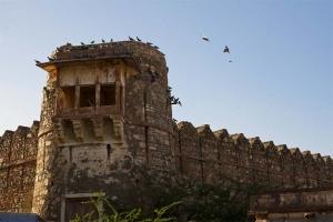 Sathin Garh Burj