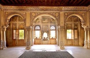 Sathin Garh Mahal