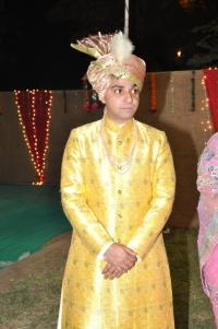 Rajkumar Rajvikram Singh Deo of Seraikella