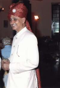 Maharajkumar Jairaj Singh Deo of Seraikella