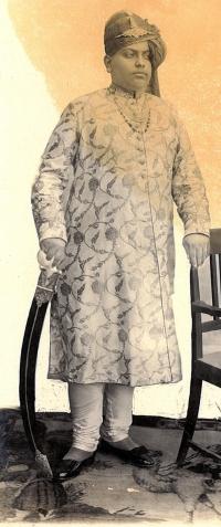Raja Laliteshwar Prasad Singhji