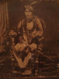 Raja Ram Bahadur Singhji of Bahadurpur Raj