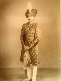 Rajkumar Visheshwar Prasad Singhji