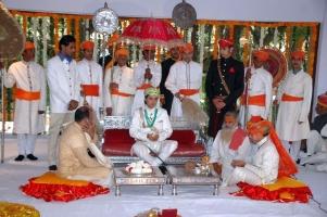 Shriman Maharaj Sahib Shri RAGHAV RAJ SINGH