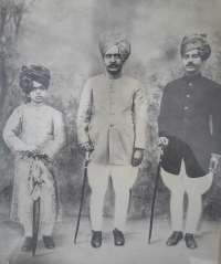 Thakur Mukund Singh Chanoud, Thakur Chiman Singh Chanoud, Thakur Bahadur Singh Sindarli
