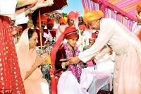 HH Maharaja Laksh Raj Prakash Bahadur Tilak Ceremony