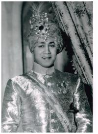 HH Maharaja RAJENDRA PRAKASH Bahadur