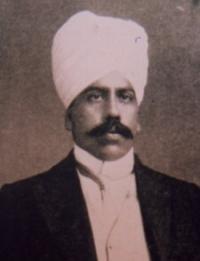 Lt.-Col. HH Maharaja Sir AMAR PRAKASH Bahadur
