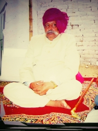 H.H. Maharao Tej Ram Singhji Bahadur