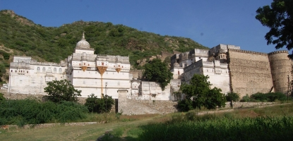 The Fort of Sirohi
