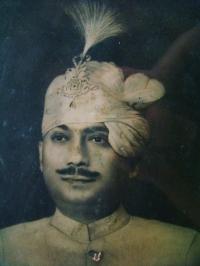 HH Maharaja Shri Sudhansu Shekhar Singh Deo