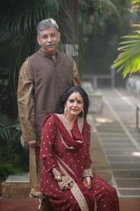Rajkumar Aruneshwar Saran Singh Deo and Kunrani Sapna Singh Deo