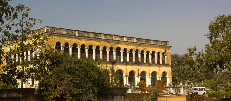 Scotlandpur Palace in Talcher State