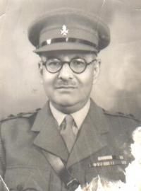 Lt.-Col. HH Sir Maharaja NARENDRA SHAH Sahib Bahadur