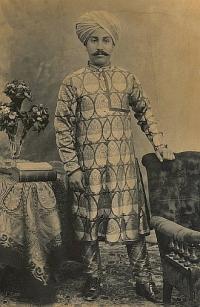 Rajkumar Vichatra Shah
