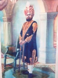 HH Thakore Sahib Shri Bhimsinhji Daulatsinhji
