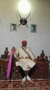 Shri Thakur Lal Sahab Maharaj Kumar Mahendra Pratap Singh Ji