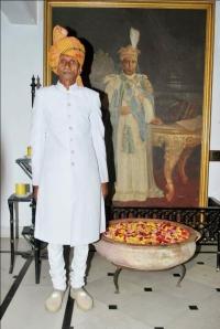 Shri Thakur Lal Sahab Maharaj Kumar Ramraghawa Pratap Singh Ji