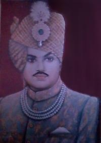 Raja Saheb Brijendra Singh Ju Deo