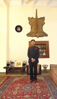 Rajkumar Saheb Manvendra Pratap Singh Ju Deo