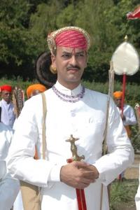 Maharajkumar Vishvaraj Singh