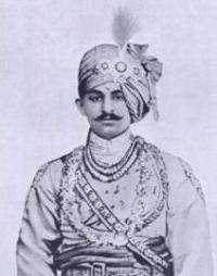 HH Thakore Sahib Shri Surendrasinhji Jorawarsinhji