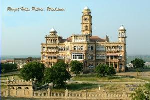 Ranjit Vilas Palace, Wankaner - Gujarat