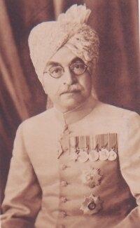 Capt. HH Maharana Raj Saheb Shri Sir Amarsinhji Banesinhji