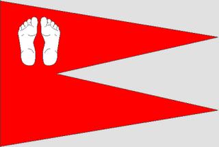 Jhabua Flag